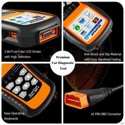 Nexpeak OBD2 автомобильный сканер один за все ошибки авто