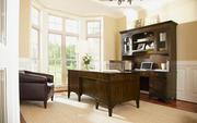 Качественная и надежная мебель из дерева для кабинета,  на заказ