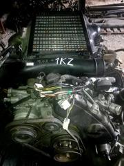 Контрактный двигатель на Toyota Hilux Surf 130