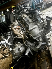 АВТОРАЗБОР Toyota Land Cruiser 200 - Двигатель  1GR-GE  АКПП
