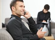 В коммерческий отдел требуется мужчина 30-45 лет.