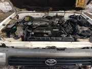 двигатель V3.0 3VZe на Toyota Hilux Surf 130