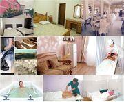 Качественное лечение в санатории «Айша Биби»