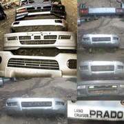 Бампера передние задние  Toyota L C Prado 150. 120. 95 .78