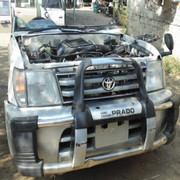Авторазбор Toyota LAND Cruiser Prado 150. 120 95. 90 78