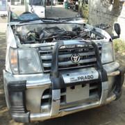 Авторазбор Toyota LAND Cruiser Prado 150. 120 95. 90 78
