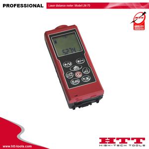 Лазерный дальномер(рулетка) mod: LM-70  . Высшего качества. HTT-tools