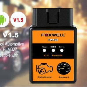 Автомобильный Сканер Foxwell