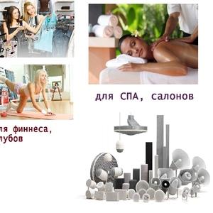 оповещение,  динамики в фитнес клуб,   салон красоты,  СПА. недорого + в подарок  диск