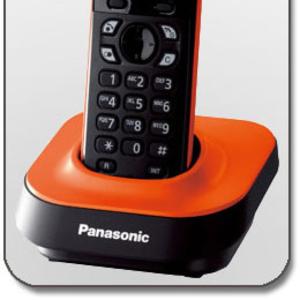 Panasonic KX-TG1401 DECT телефон