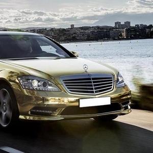 Прокат Mercedes-Benz S600  W221 Long ,  белого и черного цвета для любы