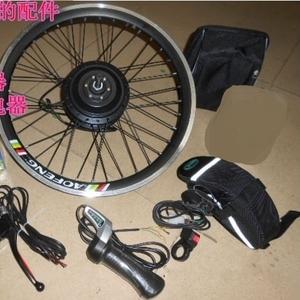 Мотор-колеса (электрокомплекты) для велосипедов.