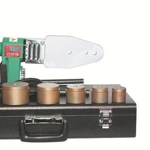 Бытовой сварочный аппарат  для пайки ППР в раструб DL20-63D