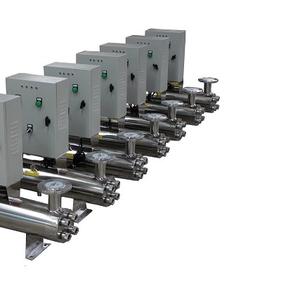 Бактерицидная установка YLCn-600 (25м3/ч)