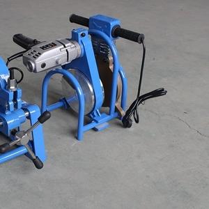 Сварочные аппараты по полиэтиленовой трубе SUD40-160M (механика/гидравлика)