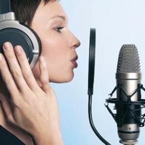 Звукозапись вокала в музыкальной студии АККОРД,  Звукозапись в Астане