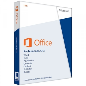 Office 2013 Professional Box