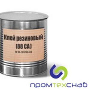Клей резиновый 88 са,  нп,  для резины,  Казахстан