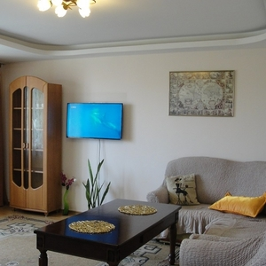 2-х ком квартира в центре Алматы Кабанбай бтыра - Валиханова