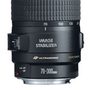 Объектив Canon EF 70-300mm F4-5.6 IS USM