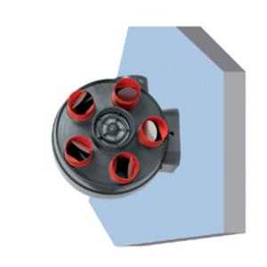 Многозональный вентилятор Vortice Vort Penta