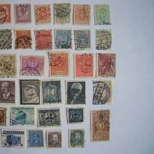 Коллекции старинных марок и СССР. Англия. Германия и колонии