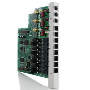 Плата KX-TE82483X совместима с мини атс Panasonic KX-TES,  TEM824