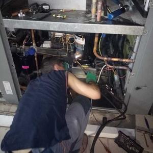 поставка и установка,  ремонт промышленных кондиционеров