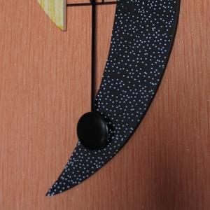 деревянные настенные часы с маятником 9016-А