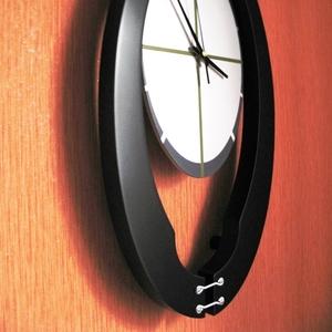 деревянные настенные часы модель D 2021
