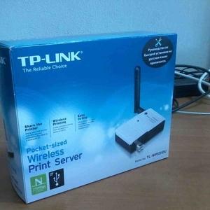 сервер печати TP-Link TL-WPS510U