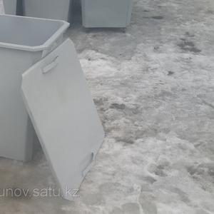 Контейнер для мусора 750л(с крышкой без колес)