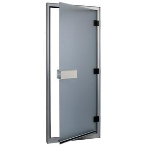 Алюминиевые двери для хамамов и паровых комнат.