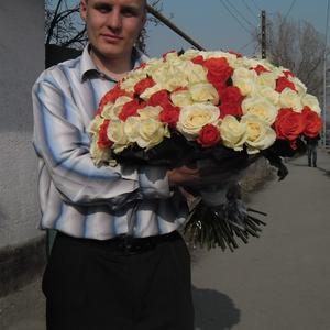 Букет 101 роза белые +