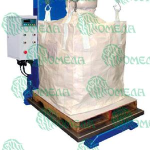 Весовой дозатор для автоматической загрузки мягких контейнеров «Биг-Бэ