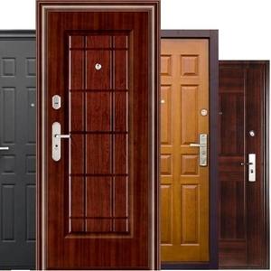 Недорогие металлические двери в Алматы от 17 000 тг