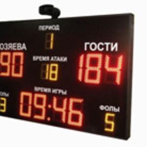 Эффективная реклама на информационном табло! Спортивный комплекс Basket Hall предлагает размещение рекламы на цифровом табло.