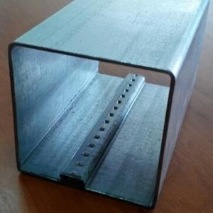 Оборудование по производству профильной трубы с фальцевым замком