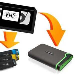 Оцифровка и перезапись с любых видеокассет на DVD диски