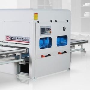 Вакуумно-мембранный пресс XJ-2500A