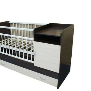 Кроватки-трансформеры для детей от 0 до 7 лет.