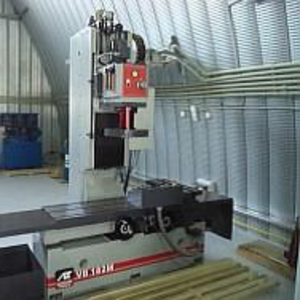 Станок для фрезеровки и расточки блоков цилиндров VB182M