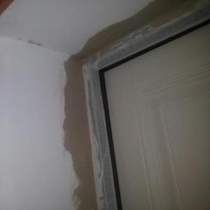 Ремонт дверных и оконных откосов после монтажа в Астане