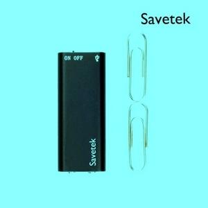 Мини диктофон с активацией на голос Savetek