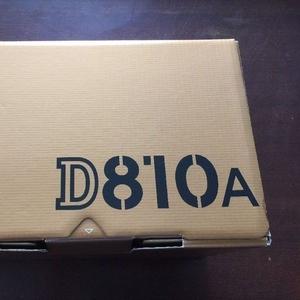 Nikon D810A DSLR камеры.