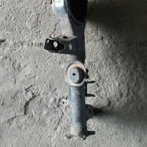 Чулок заднего моста на  Toyota Land Cruiser Prado 95