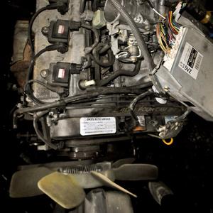 Двигатель 5VZ-fe на Toyota LC Prado,  Hilux Surf.