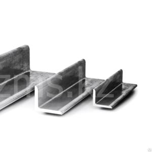 Уголок неравнополочный стальной