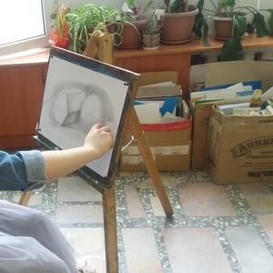Ведем подготовку к поступлению в художественный или архитектурный ВУЗ