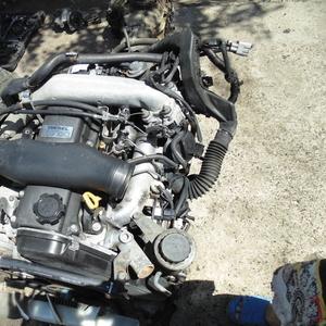 Двигатель НА Toyota L C Prado 95, 90